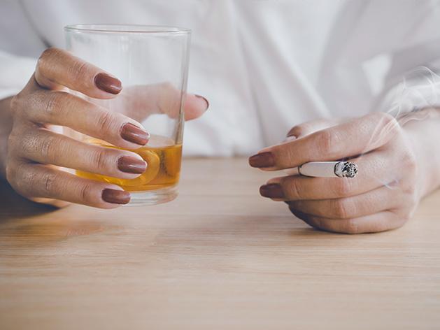 Addictions tabac alcool